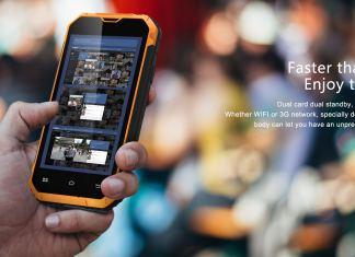 Vphone M4 rugged phone