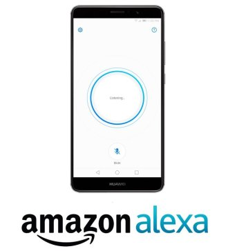 huawei mate 9 amazon alexa