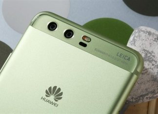 huawei p10 green hands-on