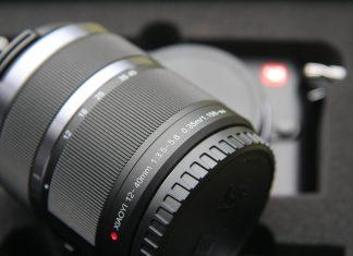 YI M1 Mirrorless XIAOYI Lens