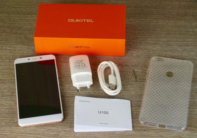 Oukitel-u15s-unboxing