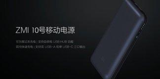 Xiaomi ZMI 10 powerbank per notebook (1)