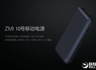 Xiaomi ZMI 10 powerbank per notebook (1)