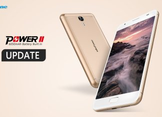 Ulefone Power 2 update