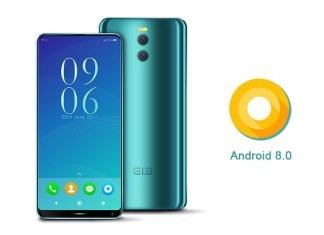 elePhone Android 8.0 Android O