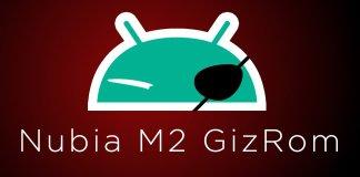 nubia M2 GizROM