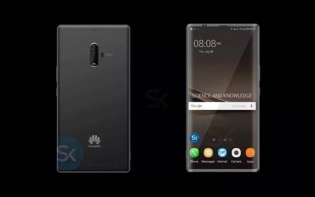 Huawei Mate 10, debutto il 16 ottobre in Germania?