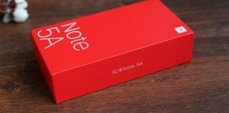 Xiaomi Redmi Note 5A hands-on