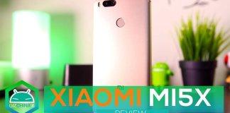 recensione Xiaomi Mi 5X copertina