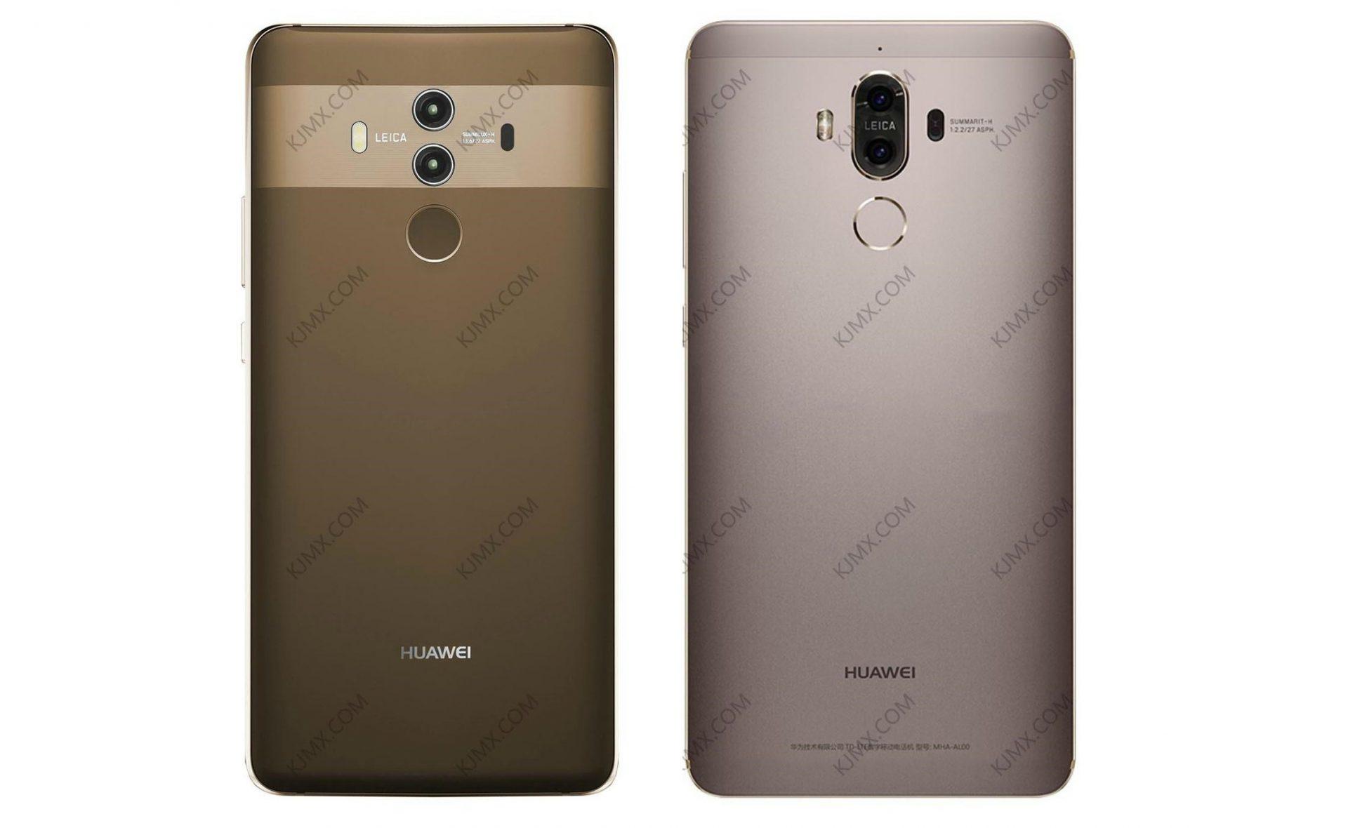 Huawei Mate 10 in arrivo il 16 ottobre: ecco come sarà