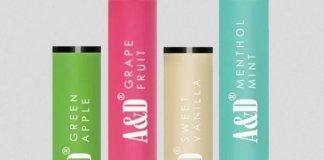 xiaomi a&d e-cigarette crowdfunding banner