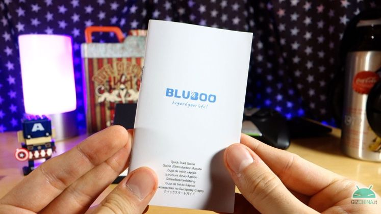 Bluboo D2