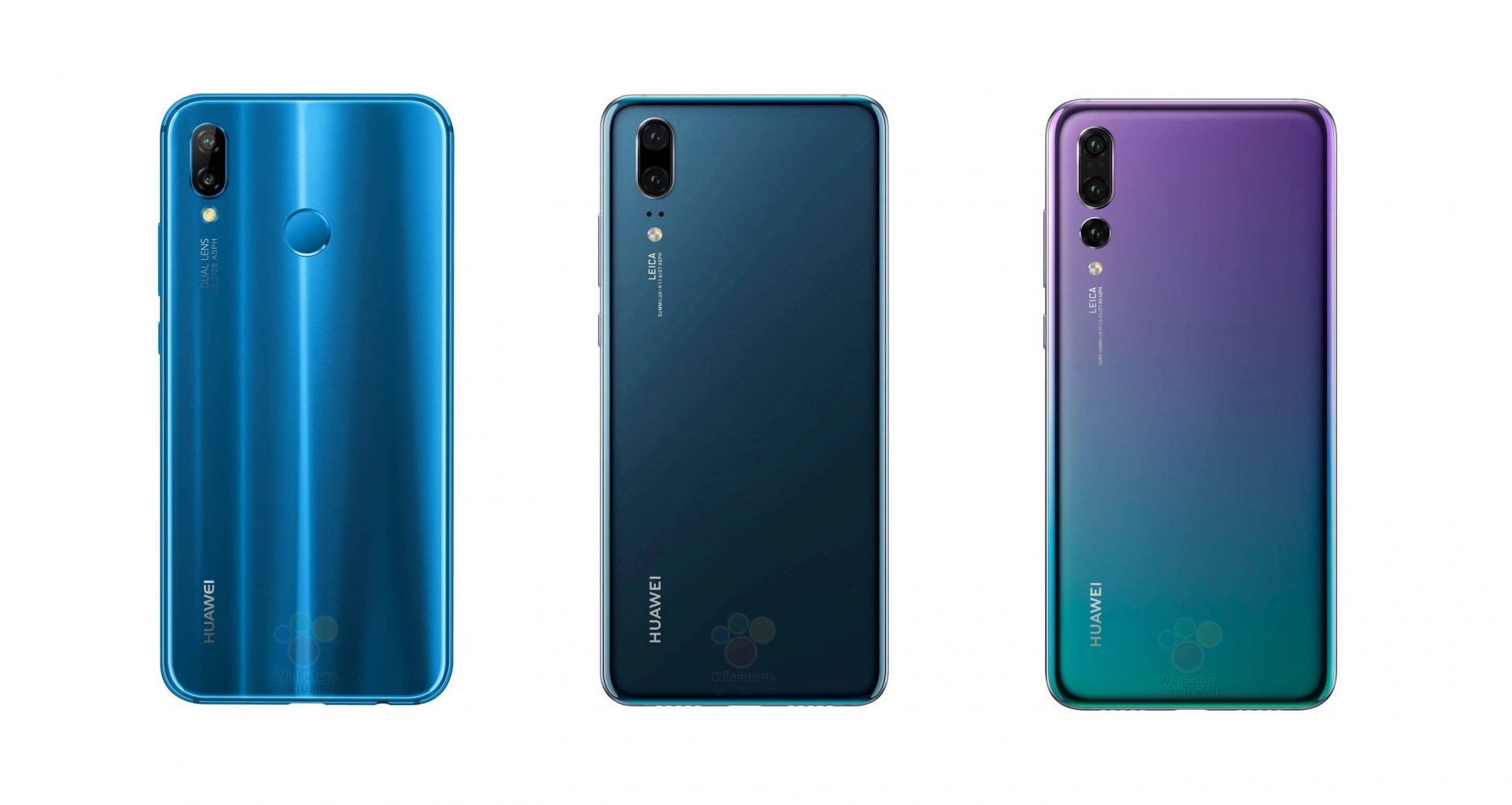 Huawei P20 E Huawei P20 Lite Disponibili All Acquisto In