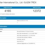 MSI GL62M 7REX GeekBench CPU