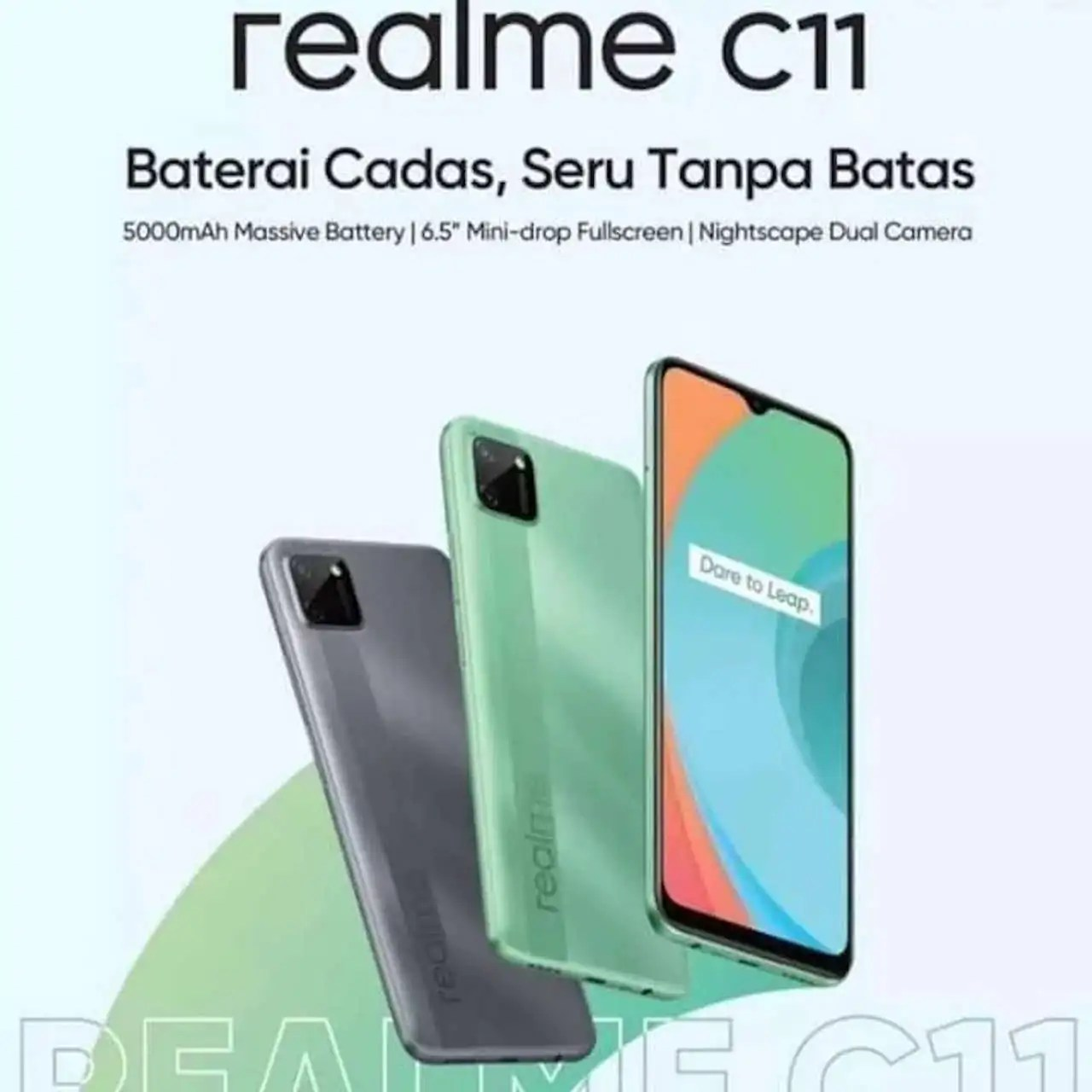 Realme C11 станет первым смартфоном с MediaTek Helio G35 - GizChina.it