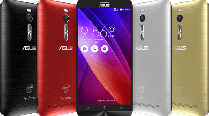ASUS Zenfone 2 Specs, Features And More [CES 2015]