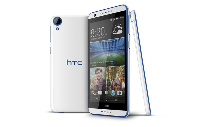 HTC Desire 820 64-bit Android Smartphone Officially Announced [IFA 2014]