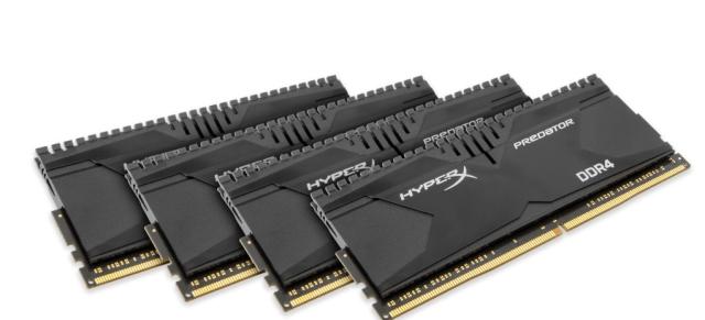 Kingston HyperX Predator DDR4 RAM