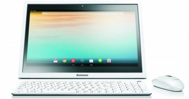 Lenovo Launches N308 The All-In-One Android Computer [CES 2014]