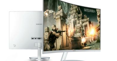 Samsung Offers Gaming Experience with Curved Gaming Monitors at E3 2016