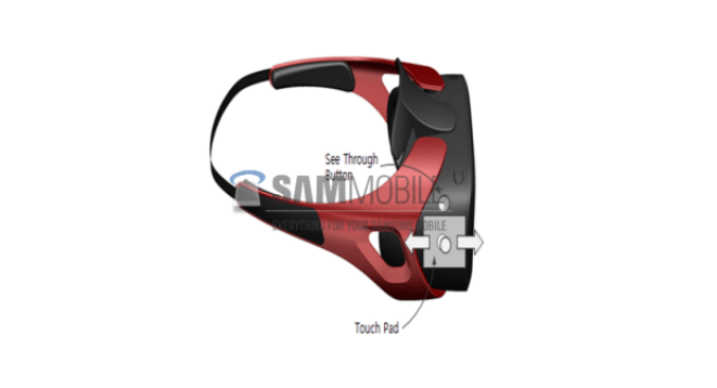 Samsung Gear VR Headset Surfaces On Web