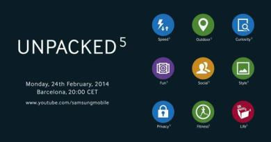 Samsung's Unpacked 5 Teaser Hints At New UI for Galaxy S5