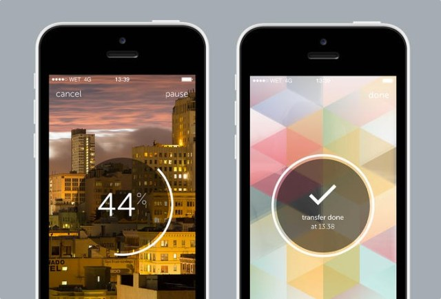WeTransfer iOS App Allows You To Send 10GB Photos And Videos At One Go