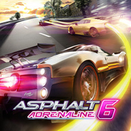 Asphalt 6: Adrenaline is now available for free in Nokia Asha 501
