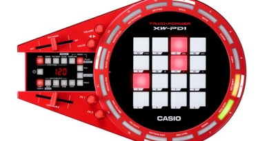 Casio Announces Trackformer Series Of DJ Controllers For Music Lovers [CES 2015]