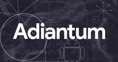 Google Adiantum Is An Encryption For Low-end Smart Devices