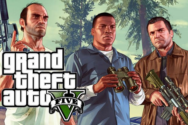 GTA 5 Gains Top Spot On UK Charts