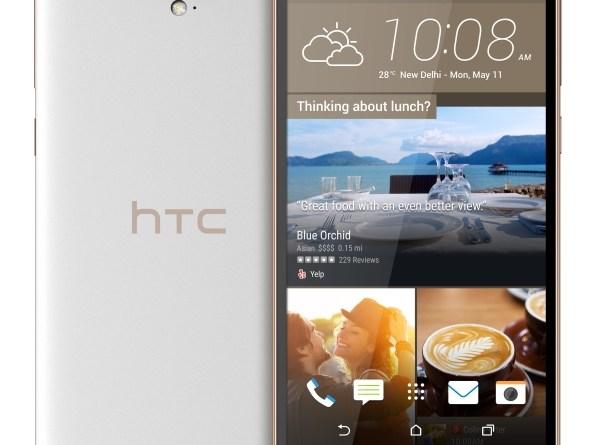 HTC One E9+ Dual SIM Arrives In India