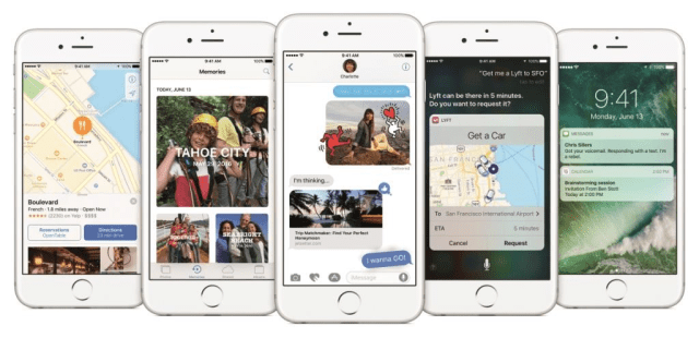 Apple Introduces iOS 10 With 10 New Exciting Features
