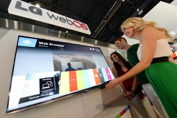 LG webOS TV Announced [CES 2014]