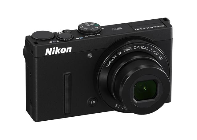 Nikon Coolpix P340 Announced