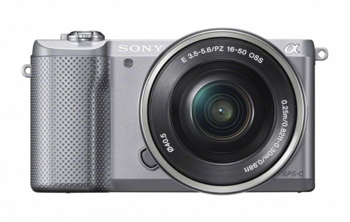 Sony a5000 Interchangeable Lens Camera Unveiled [CES 2014]