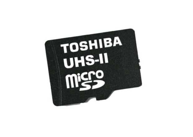 Toshiba Launches The World's Fastest microSD Card