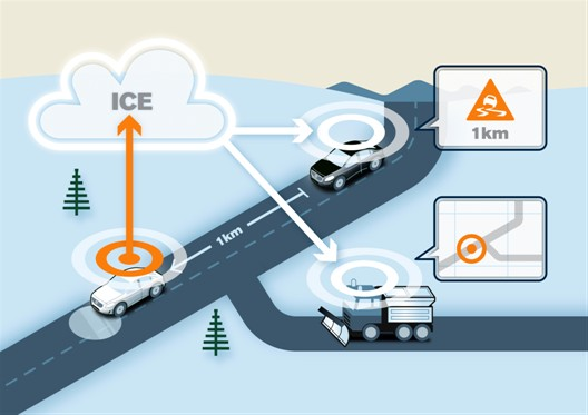 Volvo Announces A New Pilot Project To Make Winter Driving Safer