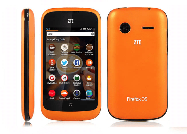 ZTE Open, the Firefox OS Device now exclusively available on eBay for $80