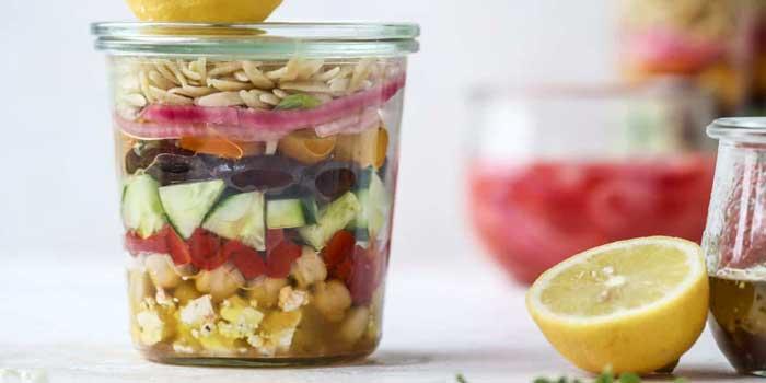 Contoh Fruit Jar