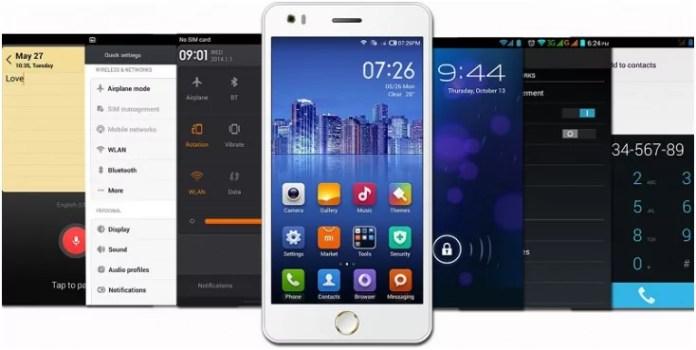 Elephone P6i, un très bon clone de l'iPhone 6