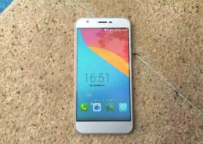 iOcean M6752 Rock, un des portables chinois 4G qui montent en puissance