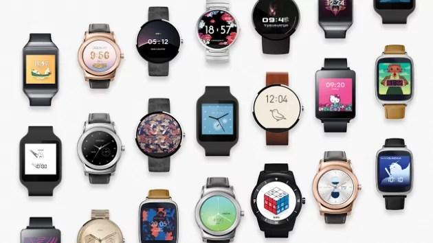 Les smartwatchs à l'honneur au cours de l'IFA 2015