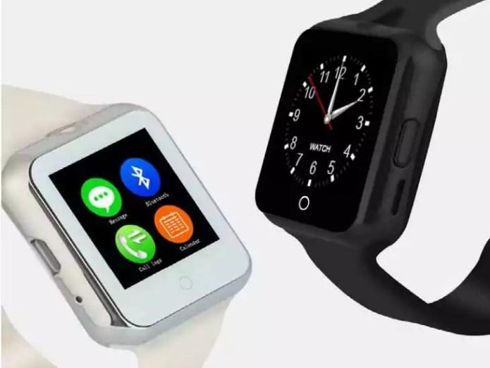 No.1 D3 SmartWatch, une montre connectée complète et pas chère