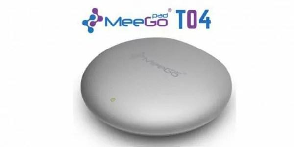 Meegopad T04 : un MiniPC élégant avec du SoC Cherry Trail