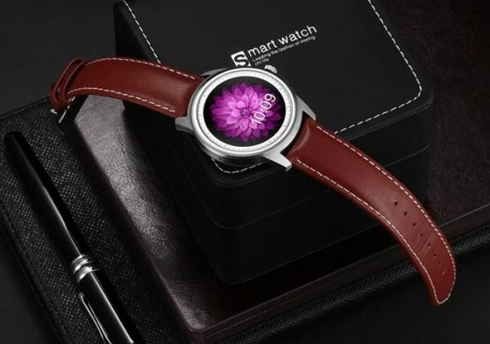 Lemfo LEM1 : Une smartwatch fonctionnelle