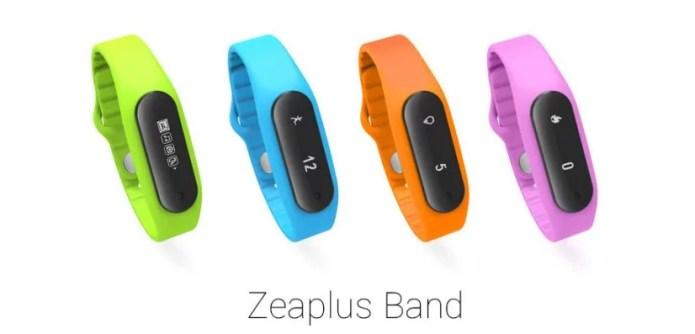 Zeaplus Smartband : notre revue