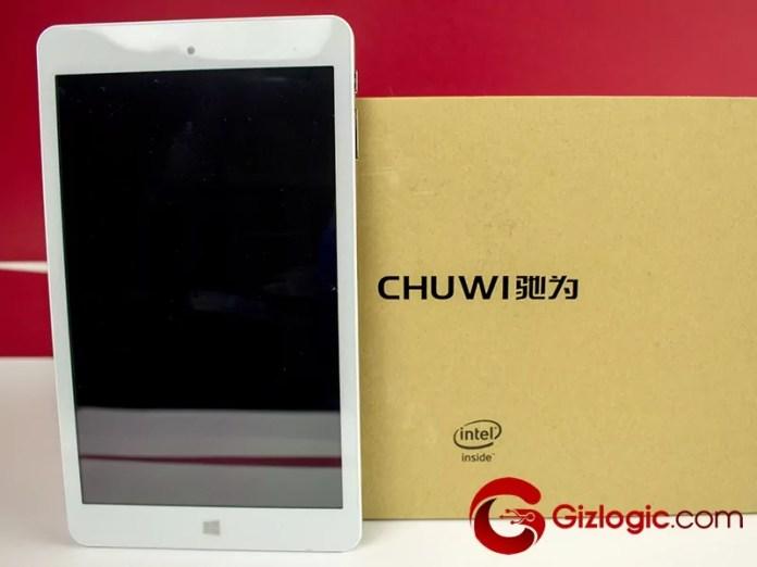 Chuwi Hi8 Pro, la performance à moins de 100 euros