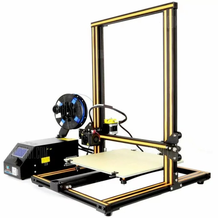 L'imprimante 3D : Creality3D CR – 10 avec un coupon de réduction