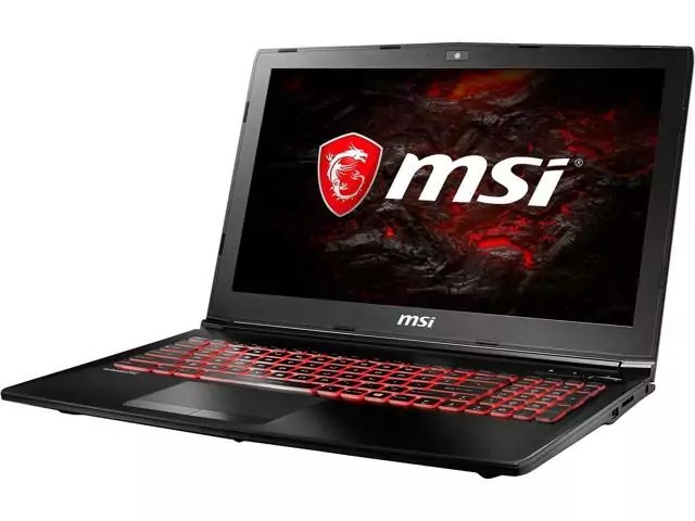MSI GL62M 7REX 1To : Le portable pour Gamer